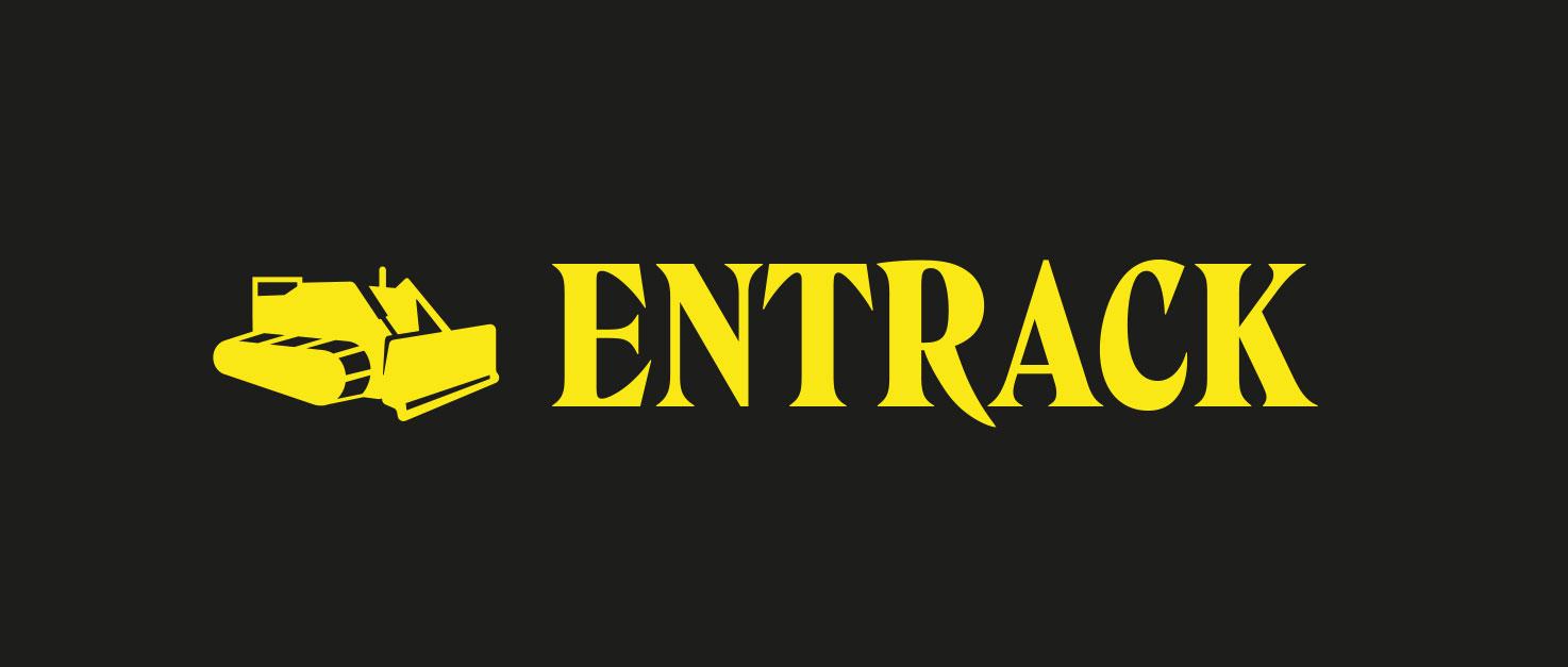 Logo Entrack AS