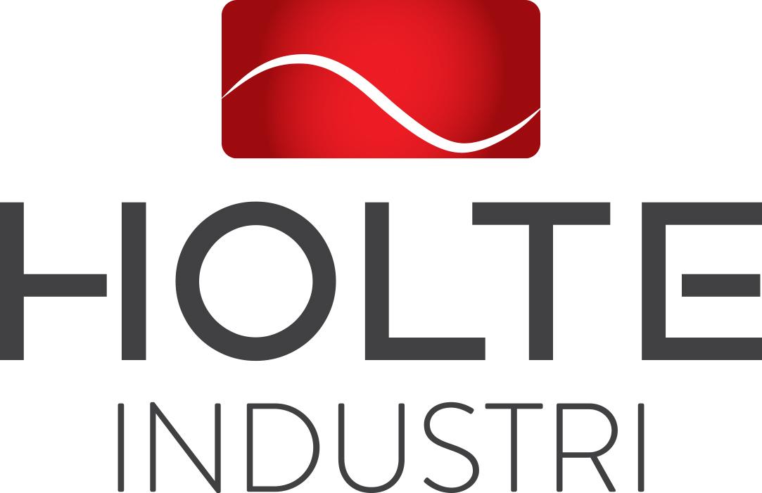 Logo Holte Industri a.s