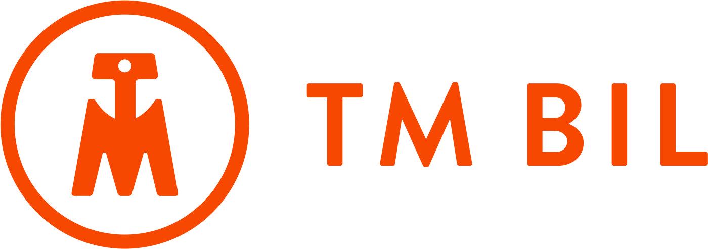 Logo TM Bil AS