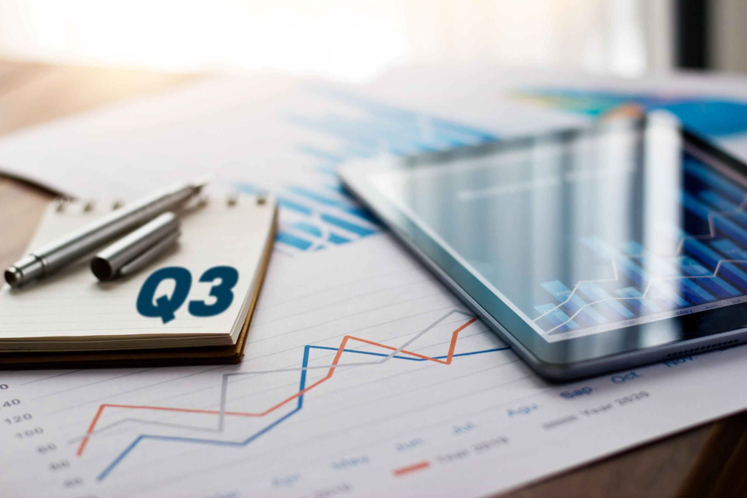 Q3-2021 statistikk anleggsmaskiner